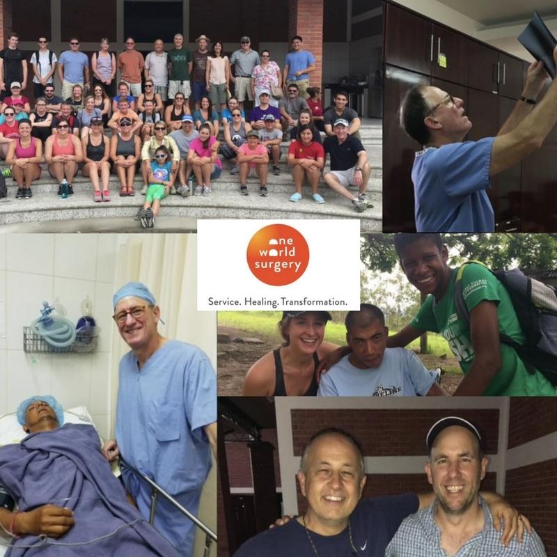 Honduras orthopaedics trip 2017