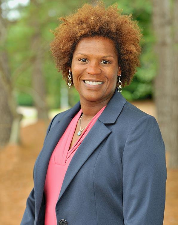 Nicole P. Bullock, M.D.